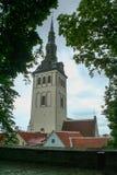 Stary miasteczko Tallin Zdjęcie Stock