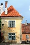 Stary miasteczko Tallin Obraz Royalty Free