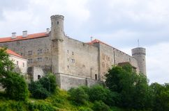 Stary miasteczko Tallinn Zdjęcia Royalty Free
