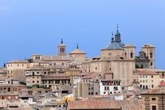 Stary miasteczko Toledo, Hiszpania Zdjęcie Stock