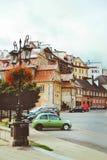 Stary miasteczko w Lublin Obrazy Stock