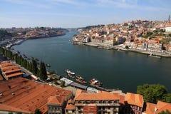 Stary miasteczko w Porto zdjęcia royalty free