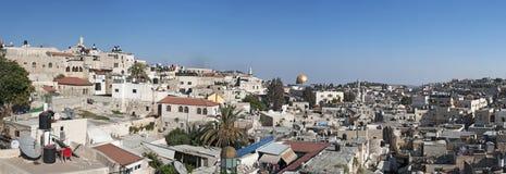 Stary miasto Jerozolima, Izrael, Środkowy Wschód fotografia stock