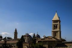 Stary miasto Jerozolima, Izrael Fotografia Royalty Free