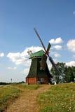 stary mill wiatr Zdjęcie Royalty Free