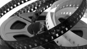 Stary 8mm film w kanisterze zbiory wideo