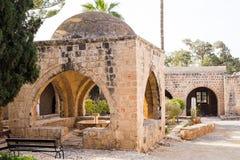 Stary monaster Agia Napa w Cypr Obraz Stock