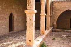 Stary monaster Agia Napa w Cypr Zdjęcia Stock
