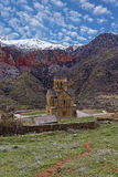 Stary monaster w Armenia Zdjęcia Stock