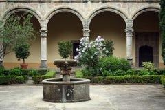 STARY monaster W CUACOS DE YUSTE Obraz Stock