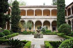 STARY monaster W CUACOS DE YUSTE Fotografia Stock