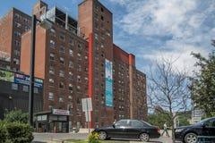 Stary Montreal Childreen szpital zdjęcie stock