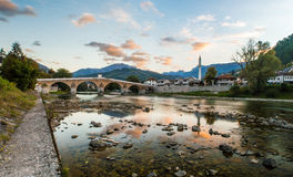 stary most Obraz Stock