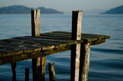 Stary most w Szwajcaria Fotografia Stock