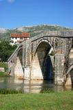 Stary most w Trebinje Zdjęcie Royalty Free