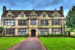 Stary muzeum i szkoła Obraz Royalty Free