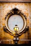 Stary nadokienny szczegół Zdjęcie Royalty Free