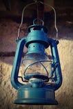 stary nafta lampion Zdjęcia Stock
