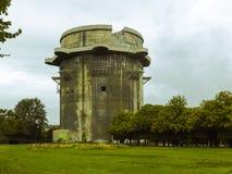 Stary niemiecki bunkier w Wiedeń Fotografia Royalty Free
