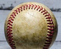 stary noszących baseballu Zdjęcia Stock
