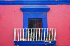 stary Oaxaca miasteczko Obrazy Royalty Free