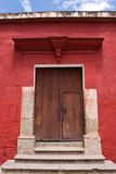 stary Oaxaca miasteczko Obraz Royalty Free