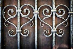 Stary ogrodzenie Zdjęcie Stock