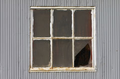 stary okno obraz royalty free