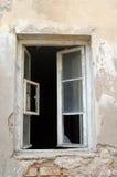 stary okno Obraz Stock