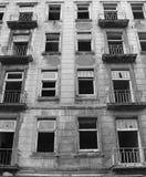 stary opuszczony budynek Obraz Royalty Free