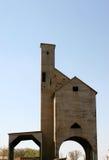 stary opuszczony budynek Obraz Stock