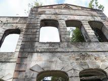 stary opuszczony budynek Obrazy Stock