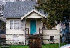 stary opuszczony dom Obraz Royalty Free