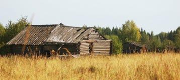 stary opuszczony dom Zdjęcie Royalty Free