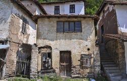 stary opuszczony dom Zdjęcie Stock