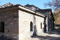 Stary Ortodoksalny kościół w Batak Zdjęcie Royalty Free