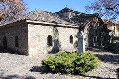 Stary Ortodoksalny kościół w Batak Fotografia Stock