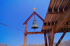 Stary ortodoksyjny dzwon Obrazy Stock
