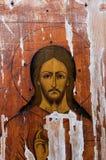 stary ortodoksyjny ikony Zdjęcie Stock