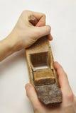 stary płaski drewna Fotografia Royalty Free