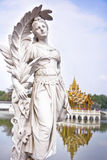 stary pałac Fotografia Royalty Free