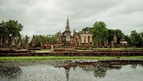 stary pałac królewski Tajlandia Obrazy Royalty Free