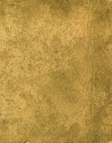 stary papier żółty Zdjęcia Stock