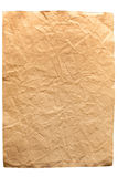 Stary papier. Zdjęcia Stock