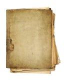 stary papier zdjęcie stock