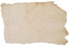 stary papier Obrazy Stock