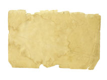 stary papier Fotografia Royalty Free