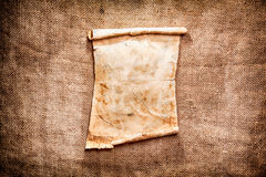 stary papier brown fotografia royalty free