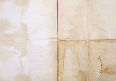 stary papier textured Obrazy Stock