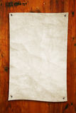 stary papierowy drewno obrazy stock